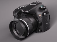 Sony Alpha 77 photo camera
